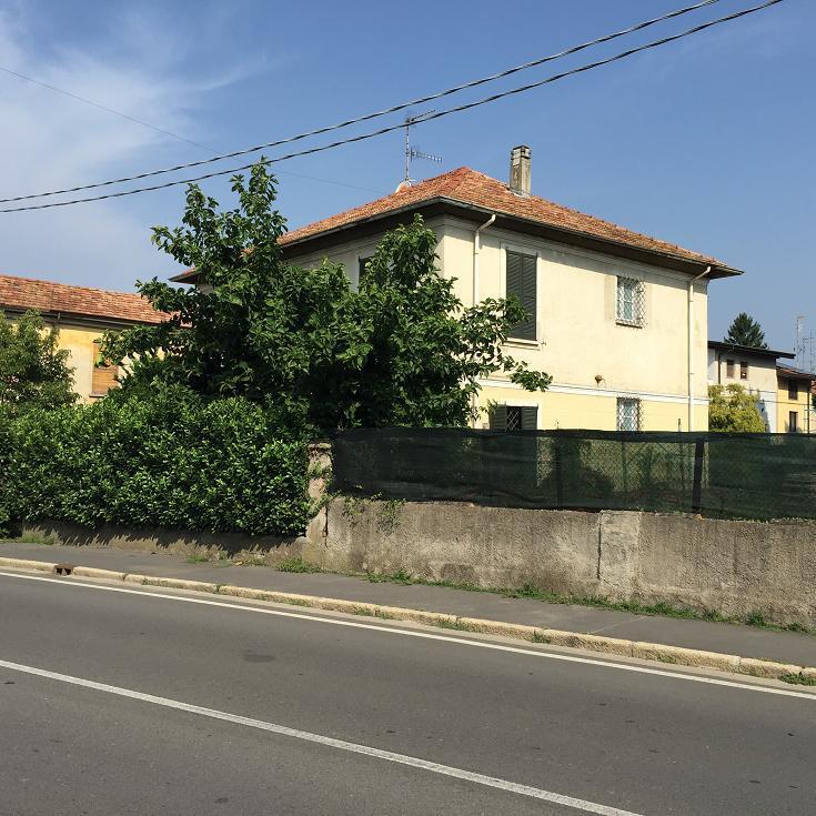 Villa Venegono Via Mauceri
