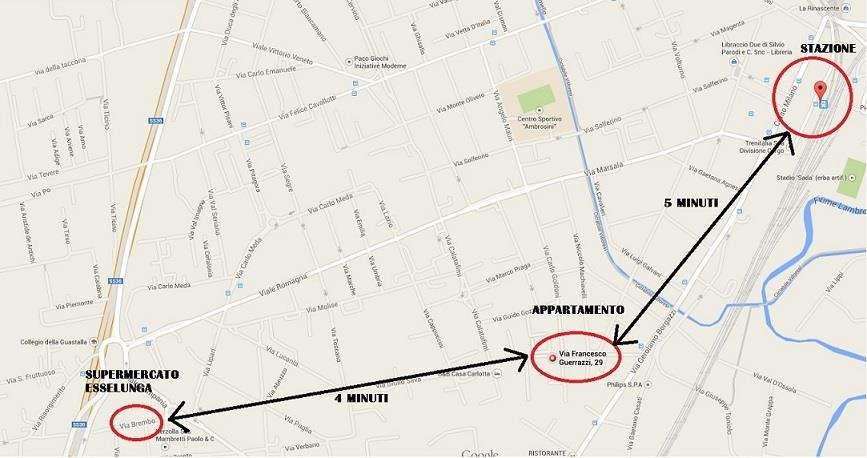 Bilocale Monza Via Francesco Guerrazzi 29 3