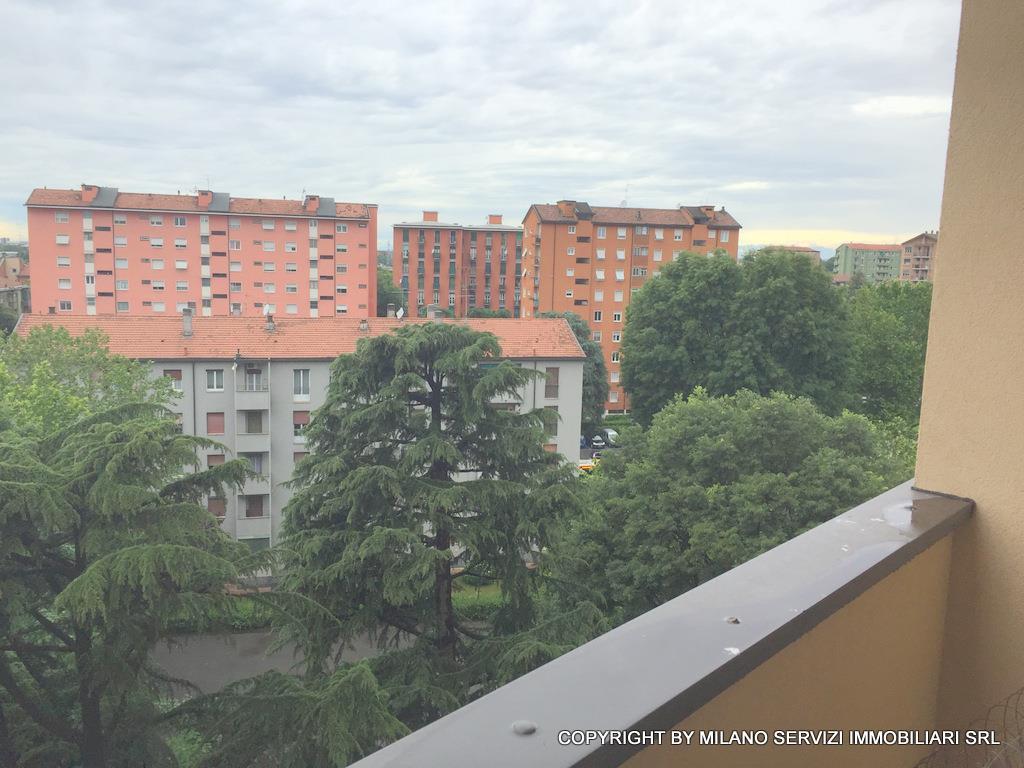 Bilocale Milano Via Esculapio 4 7