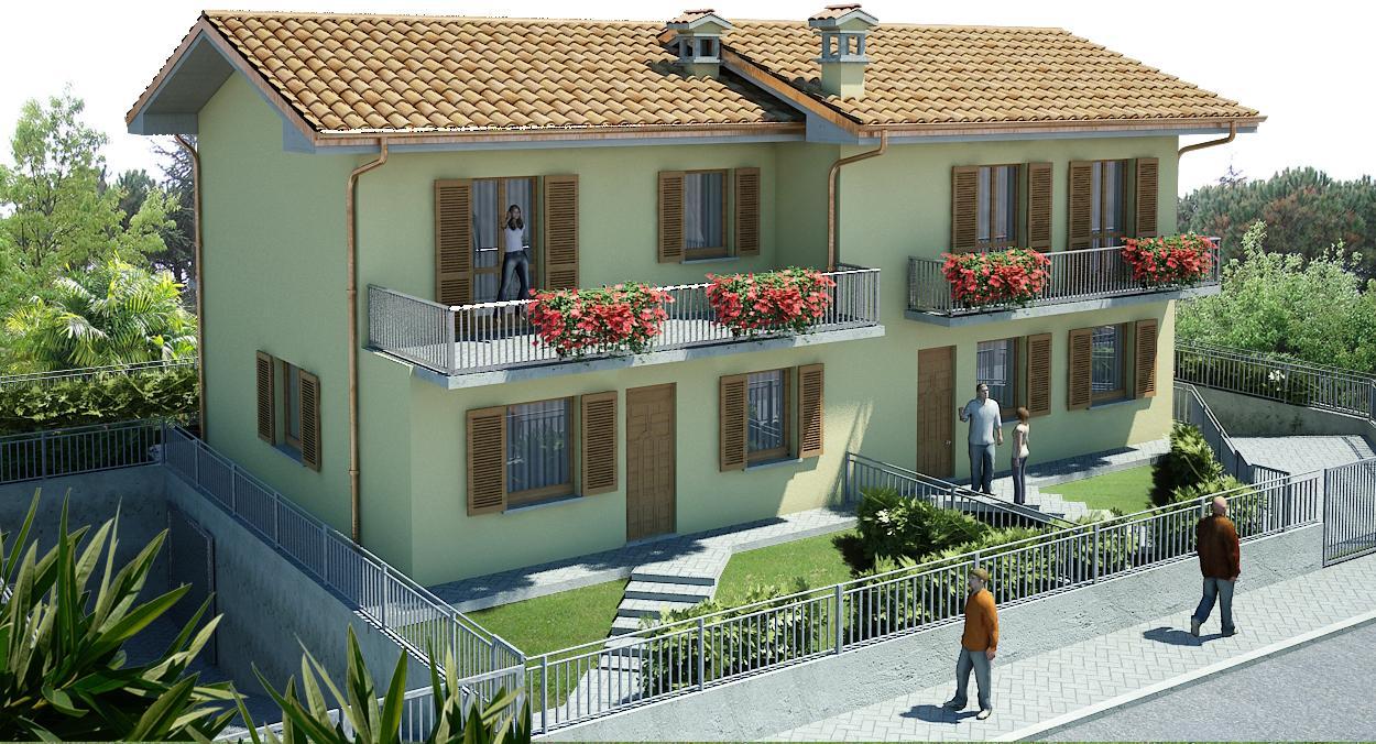 Villa Bifamiliare in Vendita a Ambivere