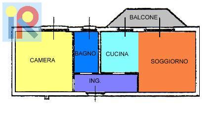 Vendita  bilocale Cinisello Balsamo  1 979386