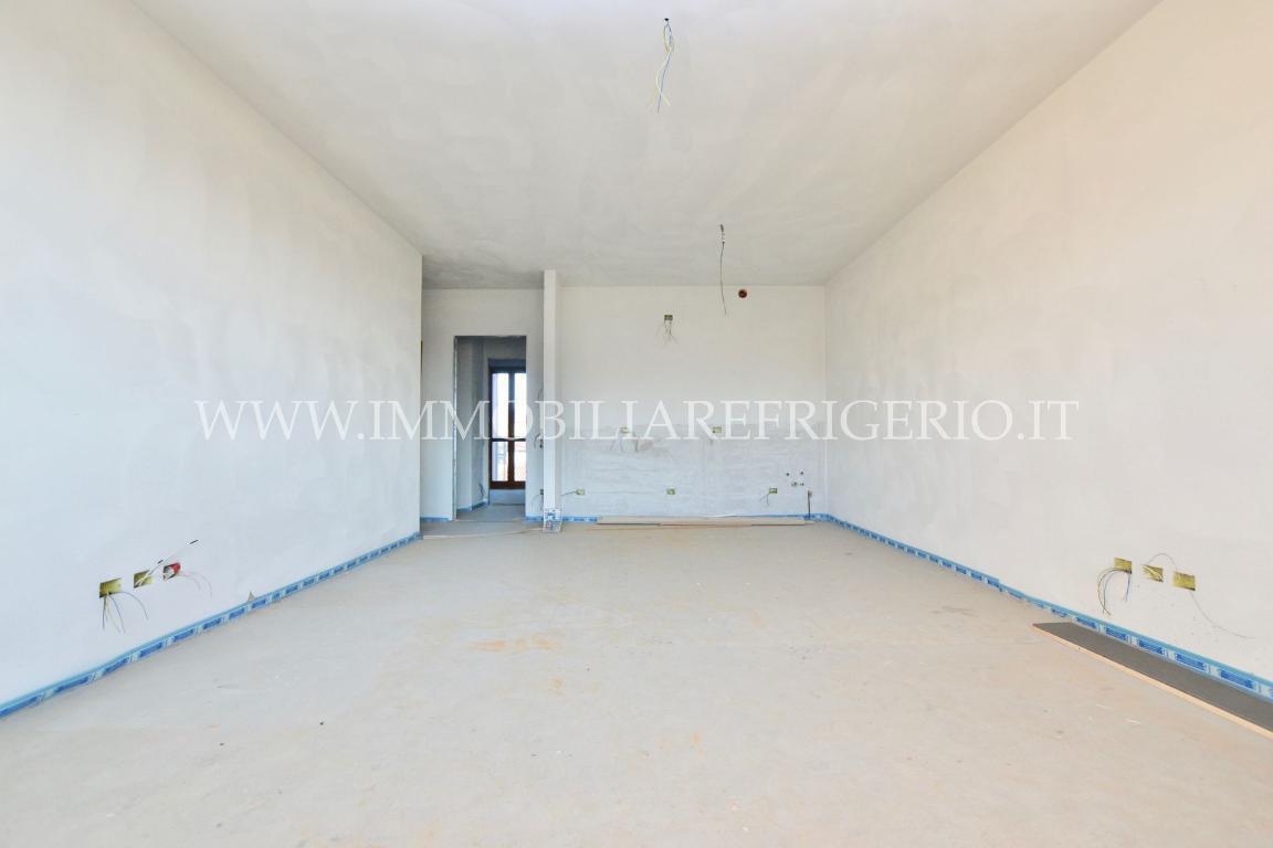 Vendita appartamento Cisano Bergamasco superficie 97,71m2