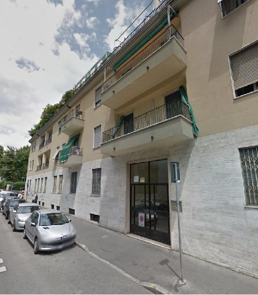 Bilocale Milano Via Mamiani 14 9