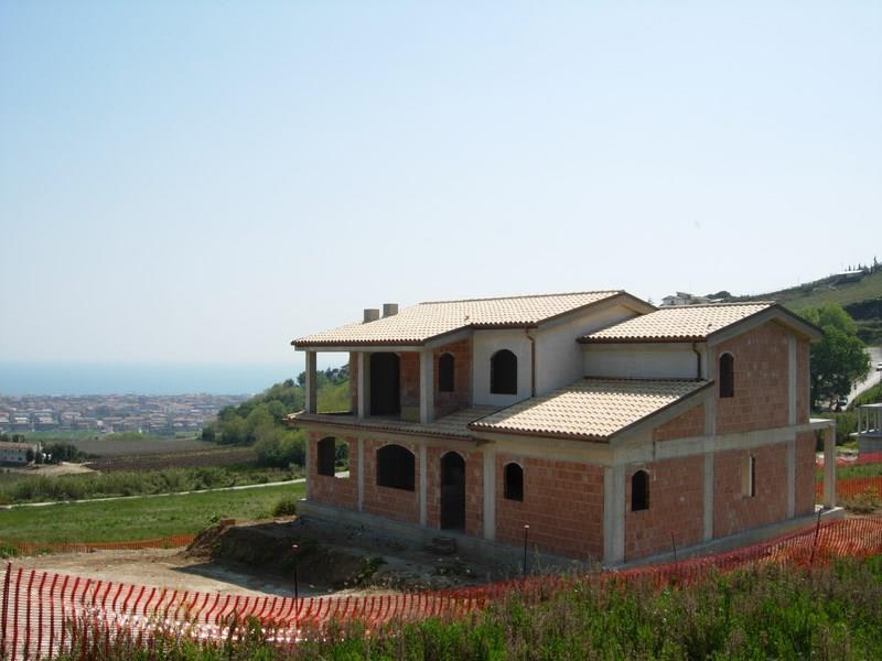 Rif. LC1586 Villa in vendita a Colonnella con vista mare