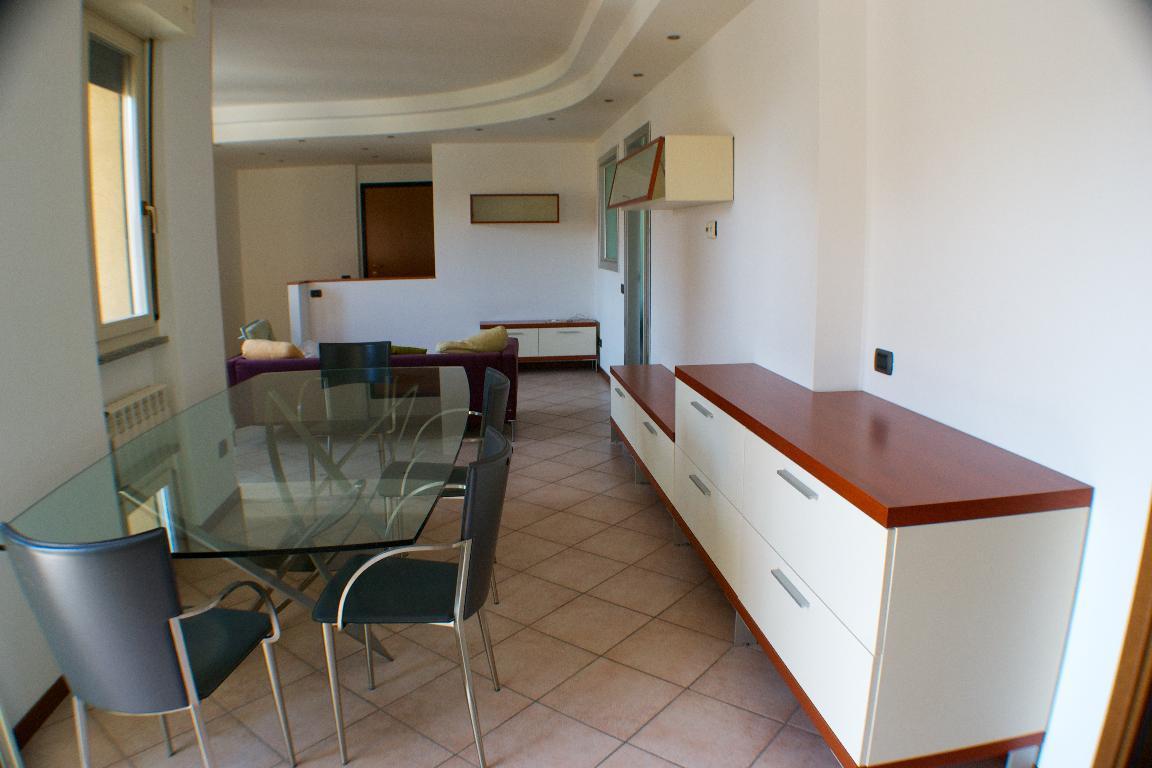 Appartamento in affitto a Cisano Bergamasco, 3 locali, prezzo € 470   CambioCasa.it