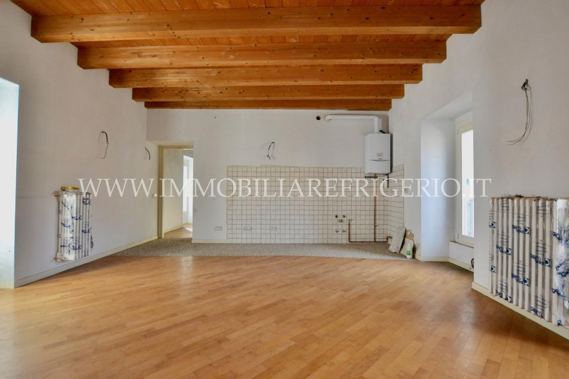 Affitto appartamento Cisano Bergamasco superficie 75m2