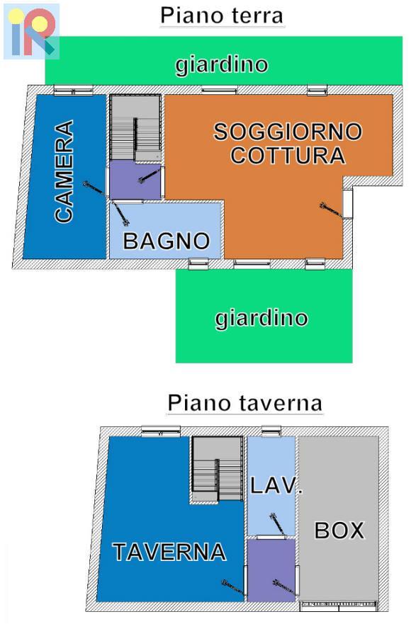 Vendita  bilocale Monza  1 979378