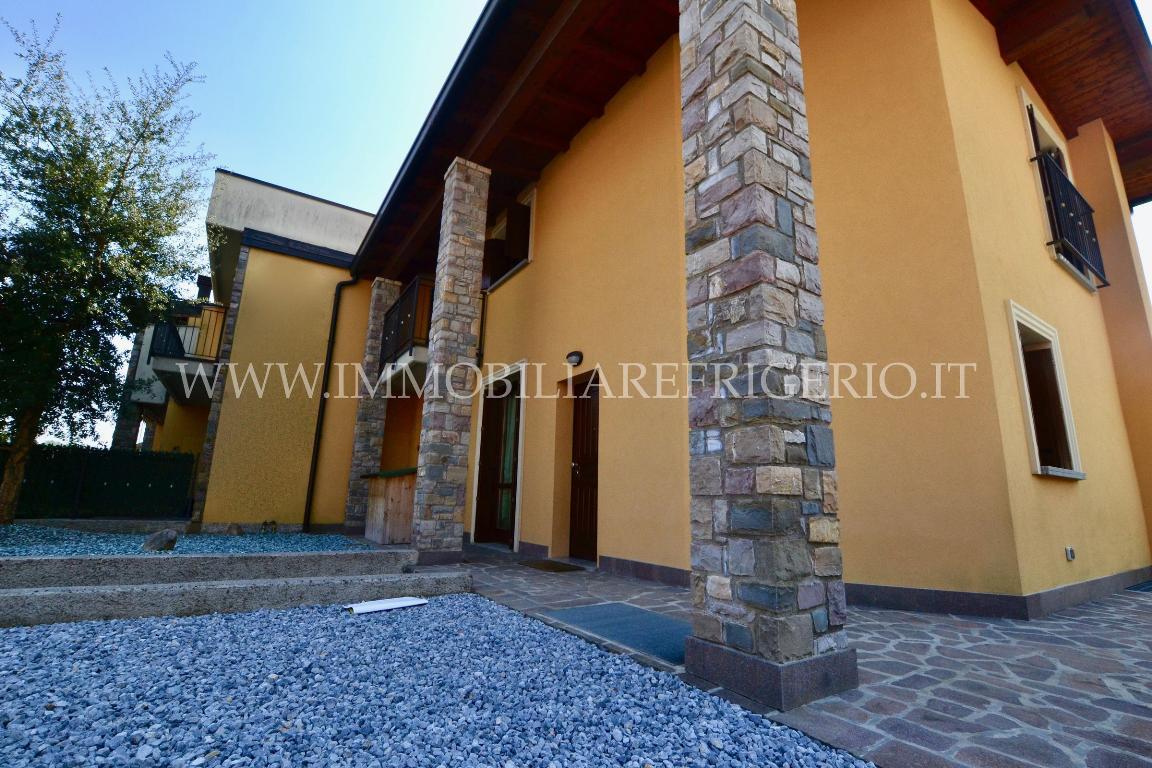 Vendita villa a schiera Mapello superficie 120m2