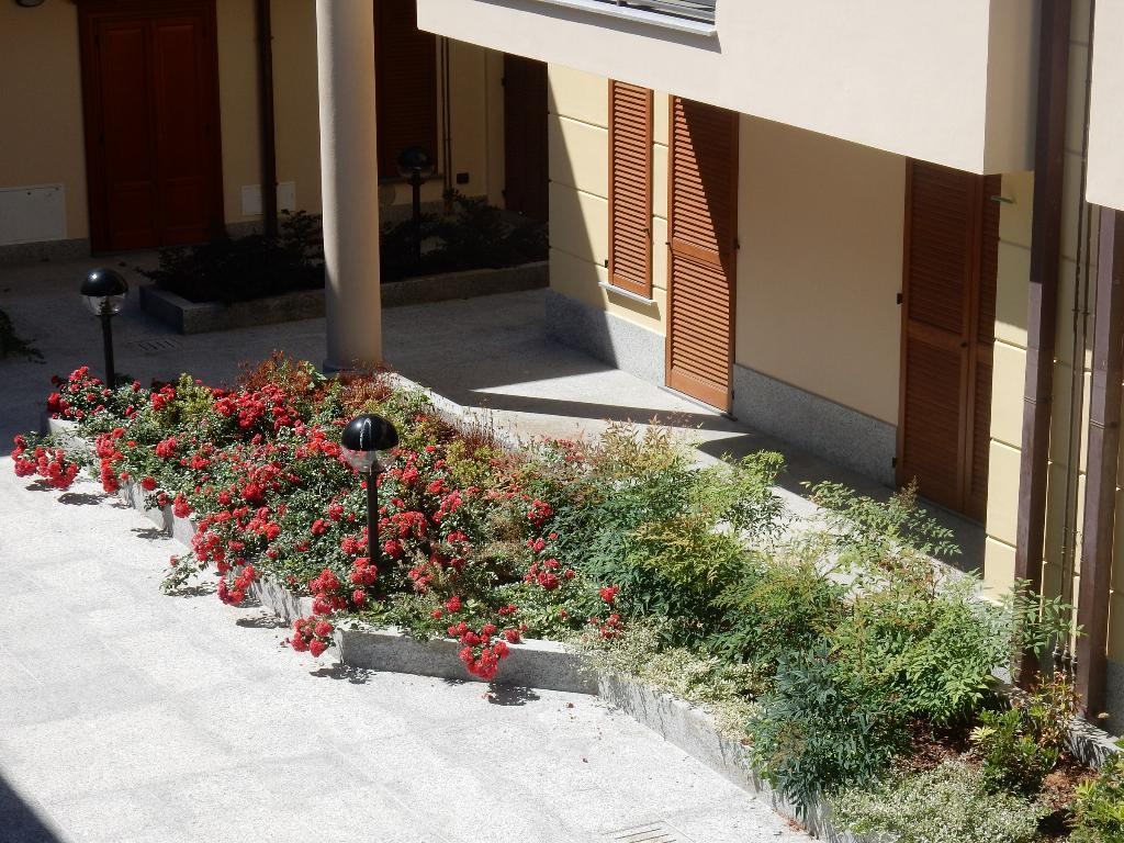 Bilocale Magenta Piazza Carlo Fontana 3
