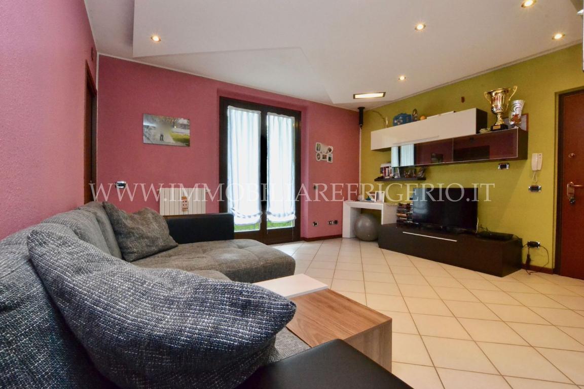 Vendita appartamento Caprino Bergamasco superficie 80m2