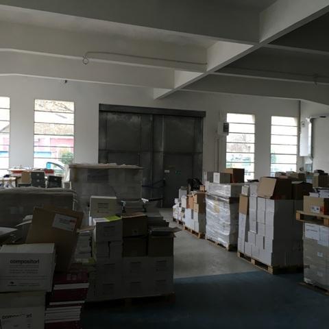 Laboratorio in vendita a Bologna, 4 locali, prezzo € 275.000 | Cambio Casa.it