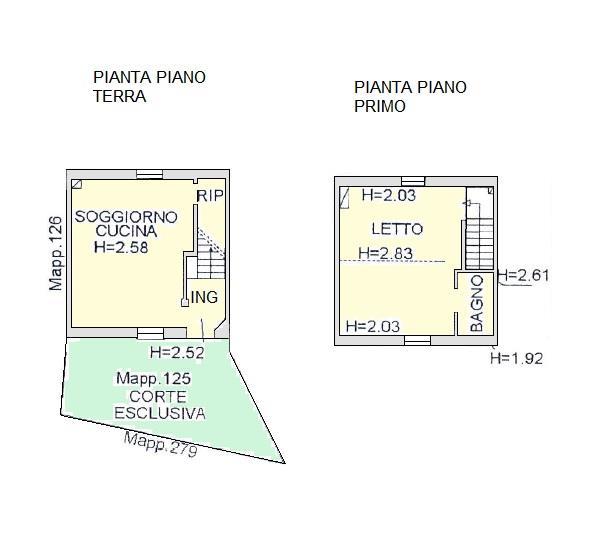 Vendita  bilocale Solarolo Via San Bartolo 29 1 750055