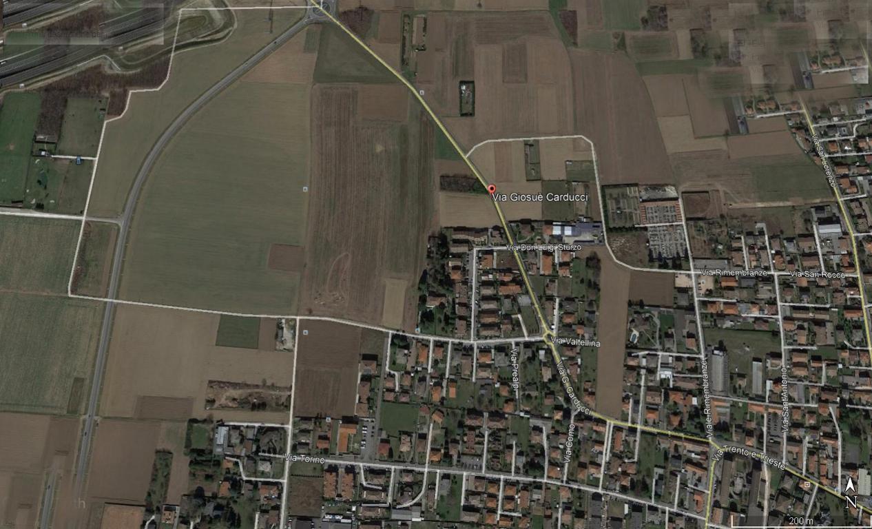 Terreno agricolo in vendita - 2650 mq