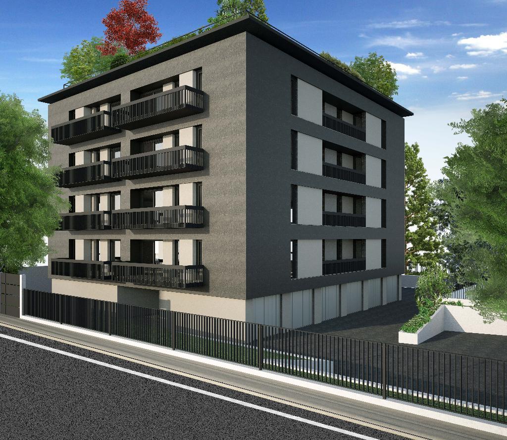 Vendita Quadrilocale Appartamento Lecco Via Alfonso Lamarmora 224062