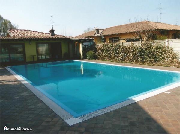 Villa in Vendita a Trenzano:  5 locali, 300 mq  - Foto 1
