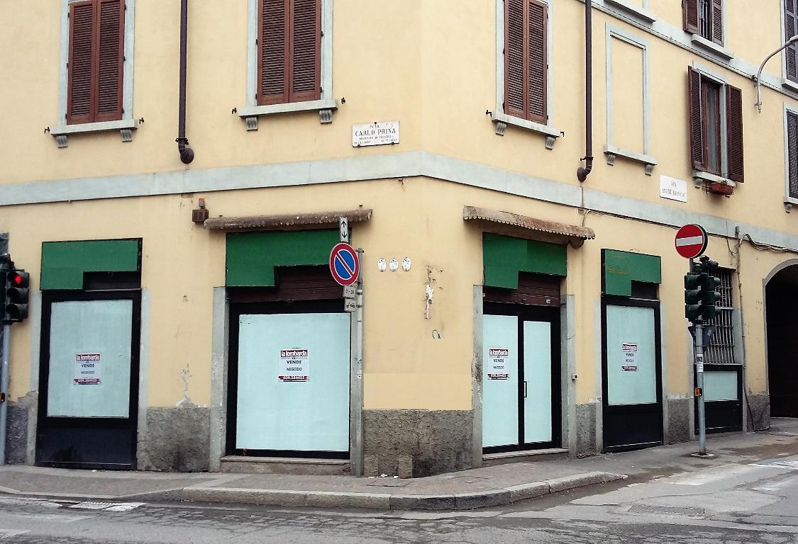 Negozio-locale in Vendita a Monza: 155 mq