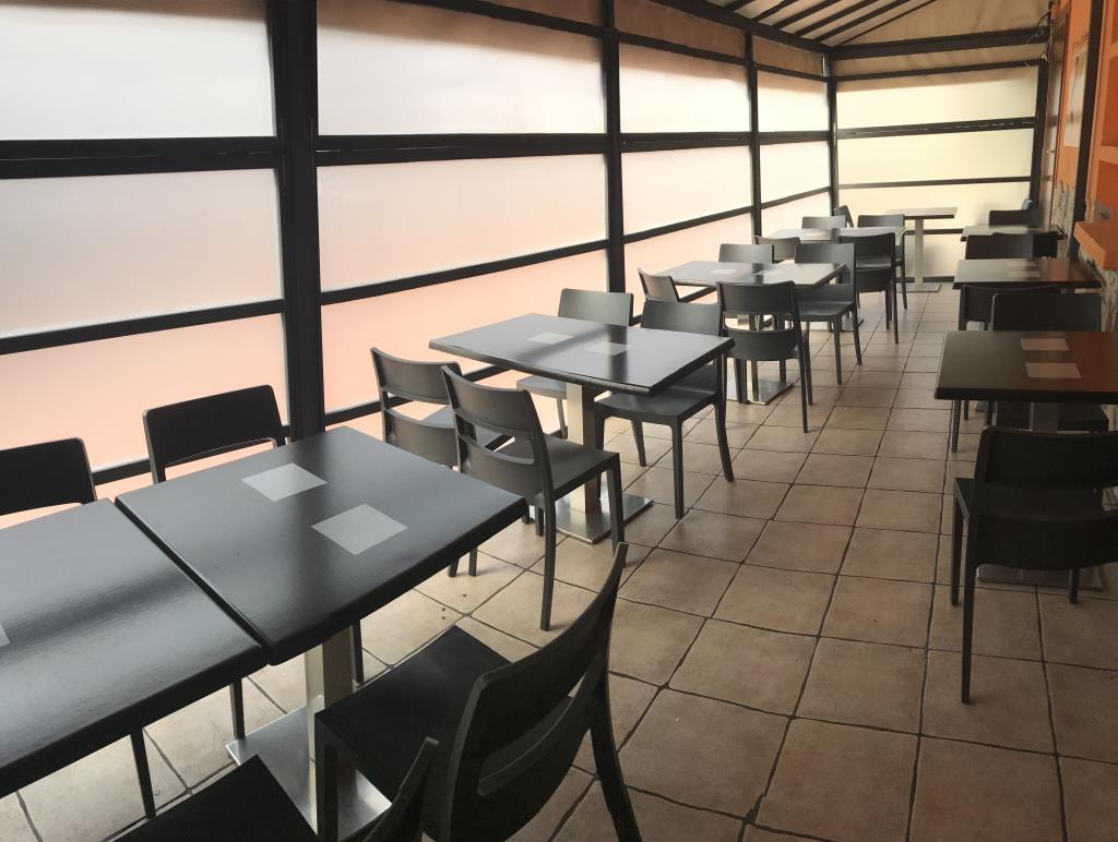 Bar ristorante in Vendita a Monza: 3 locali, 150 mq