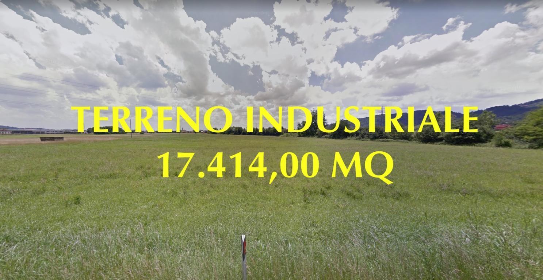 Nuovo terreno industriale in vendita - 17414 mq