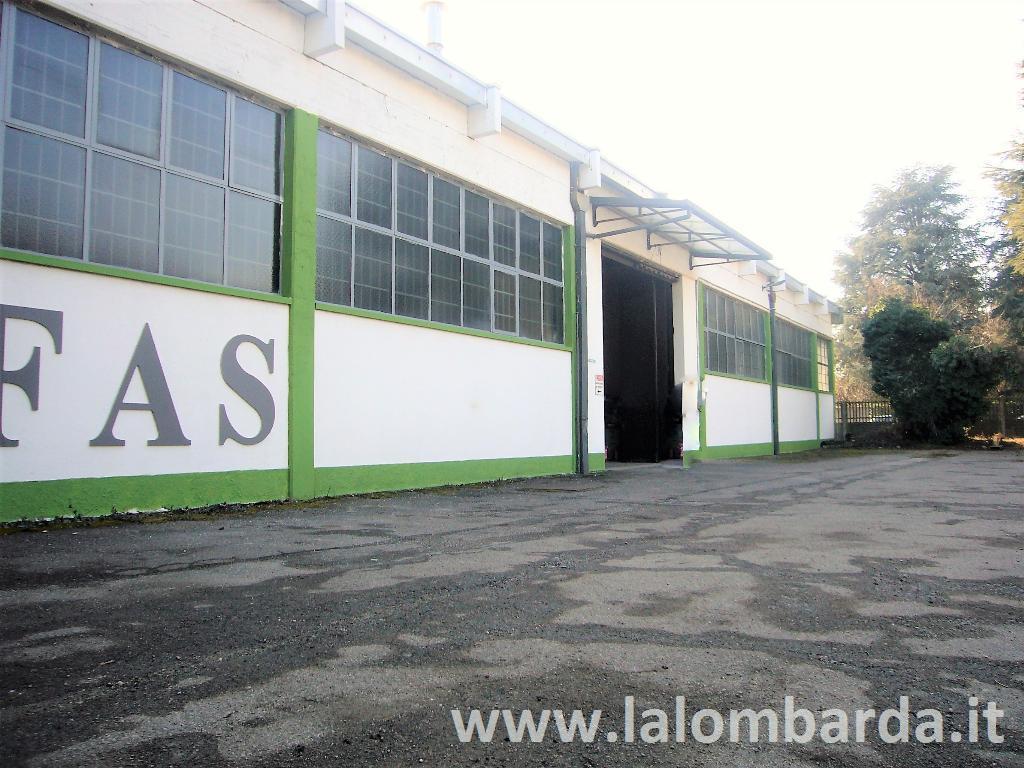 Capannone in Vendita a Bovisio-Masciago:  3 locali, 780 mq  - Foto 1