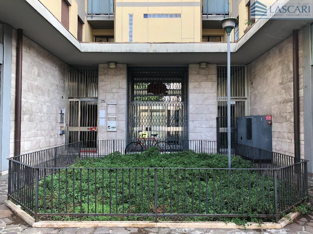 Affitto Ufficio diviso in ambienti/locali Ufficio Bergamo Via Ghislanzoni 73201