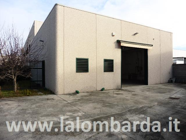 Laboratorio in Affitto a Brugherio: 1 locali, 240 mq