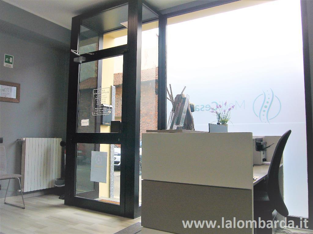 Negozio-locale in Affitto a Cesano Maderno: 4 locali, 106 mq