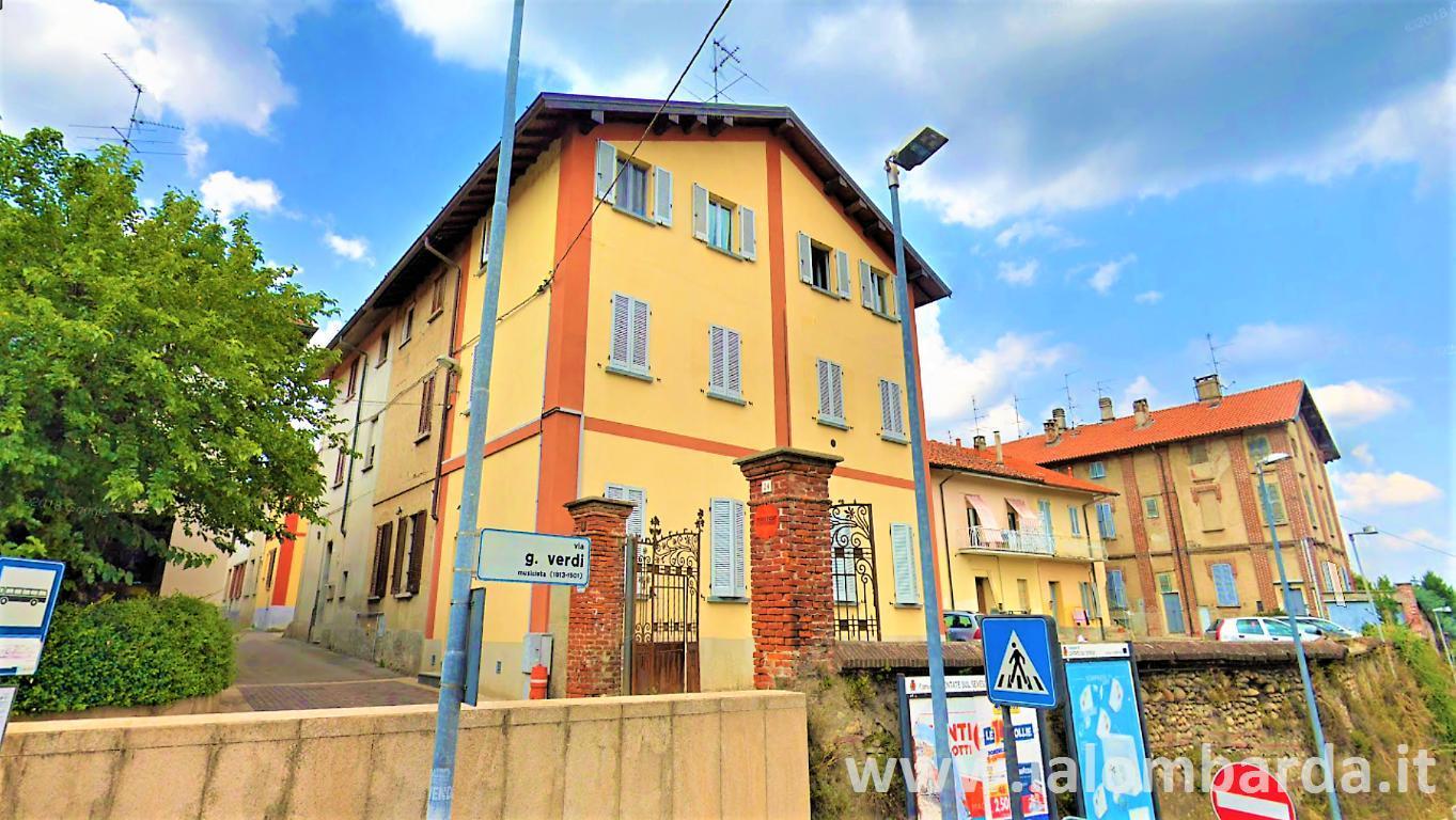 Appartamento in Vendita a Lentate Sul Seveso: 1 locali, 41 mq