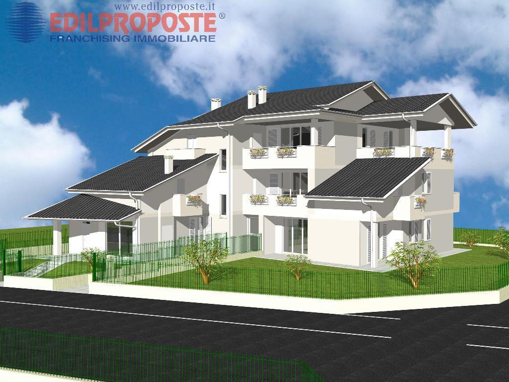Vendita Quadrilocale Appartamento Lazzate Via Carducci  182788